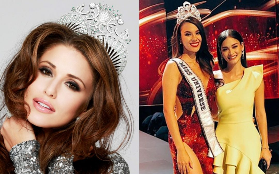 Former Miss USA responds to netizen who says Catriona Gray is better than Pia Wurtzbach
