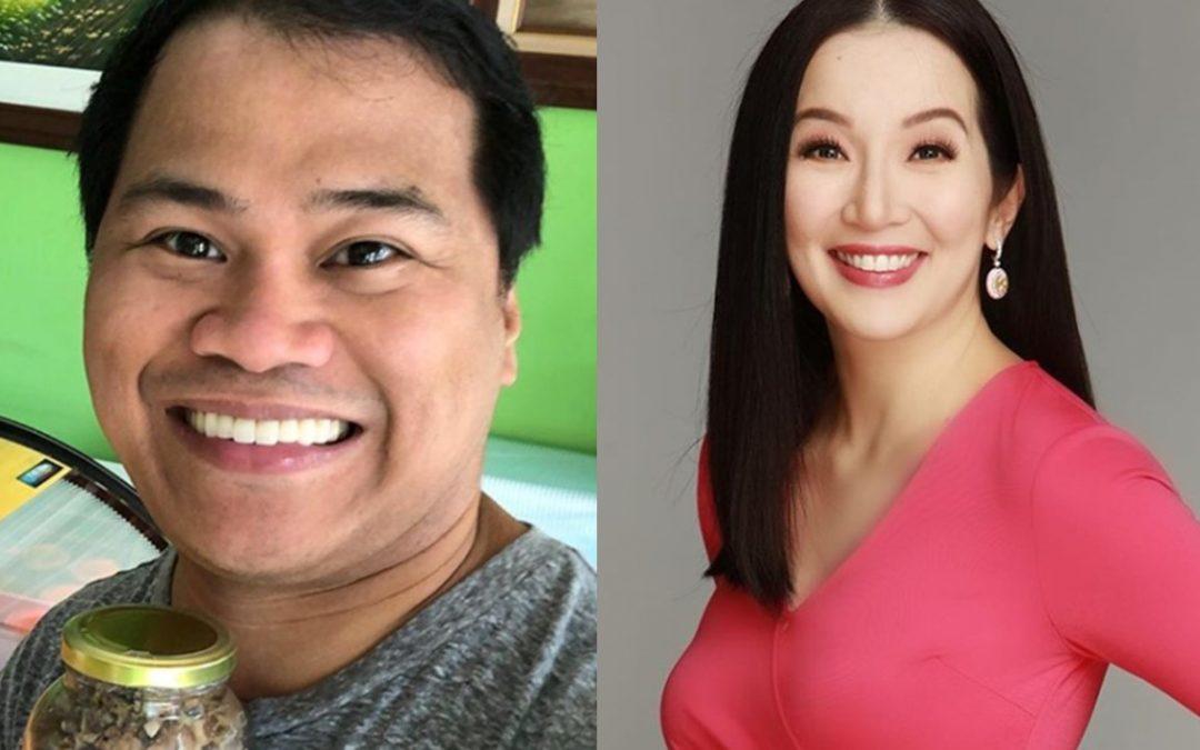 """Ogie Diaz to Kris Aquino: """"Nakaka-umay na 'yang away niyo ni Falcis"""""""
