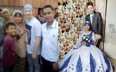 OFW marries American man she met in online game