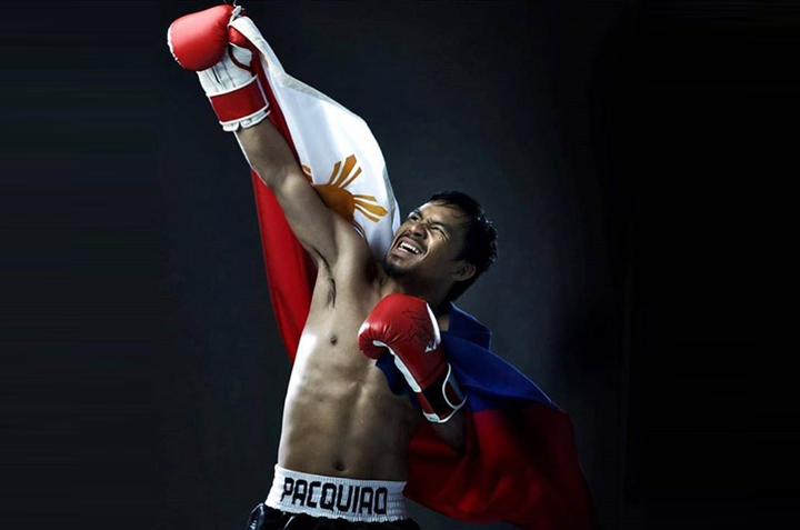 How much did Manny Pacquiao earn after fight with Adrien Broner?