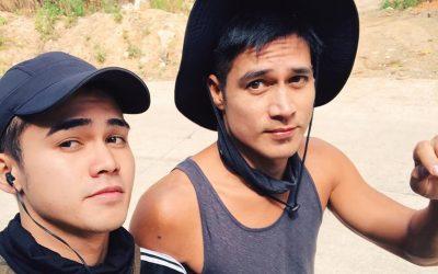 """""""Suntukan tayo,"""" Piolo Pascual challenges basher who called him, son Iñigo gay"""