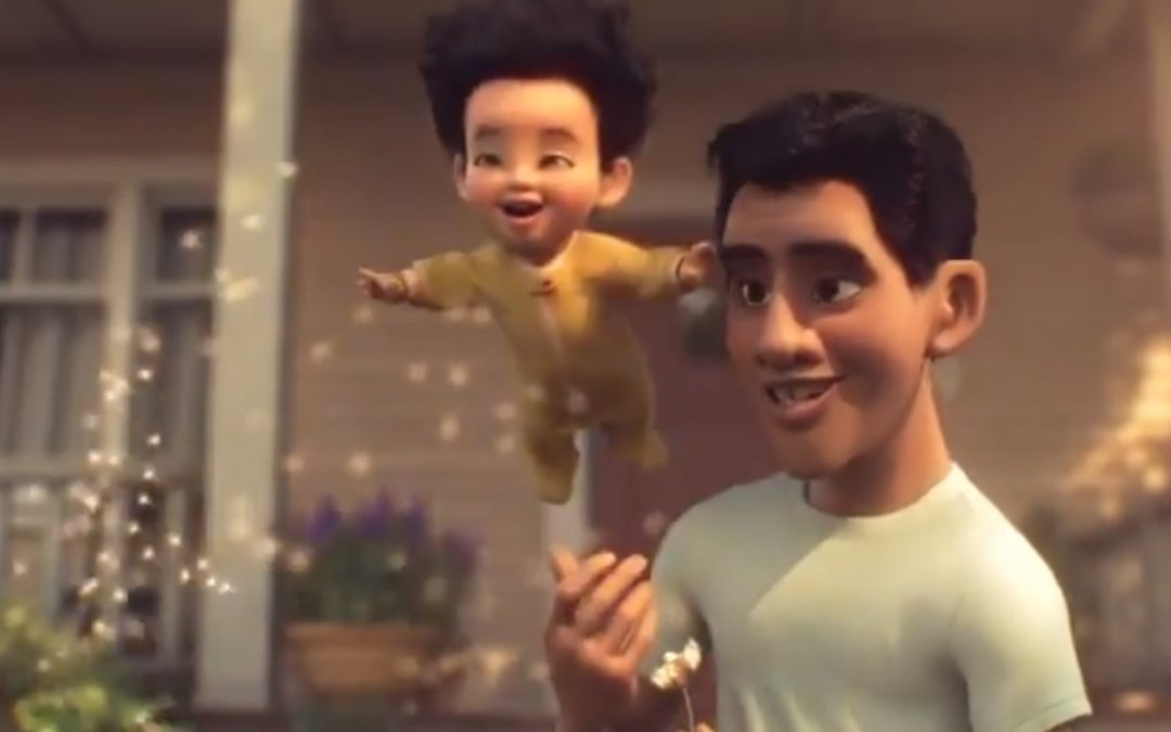 Filipino characters to be featured in Pixar short film