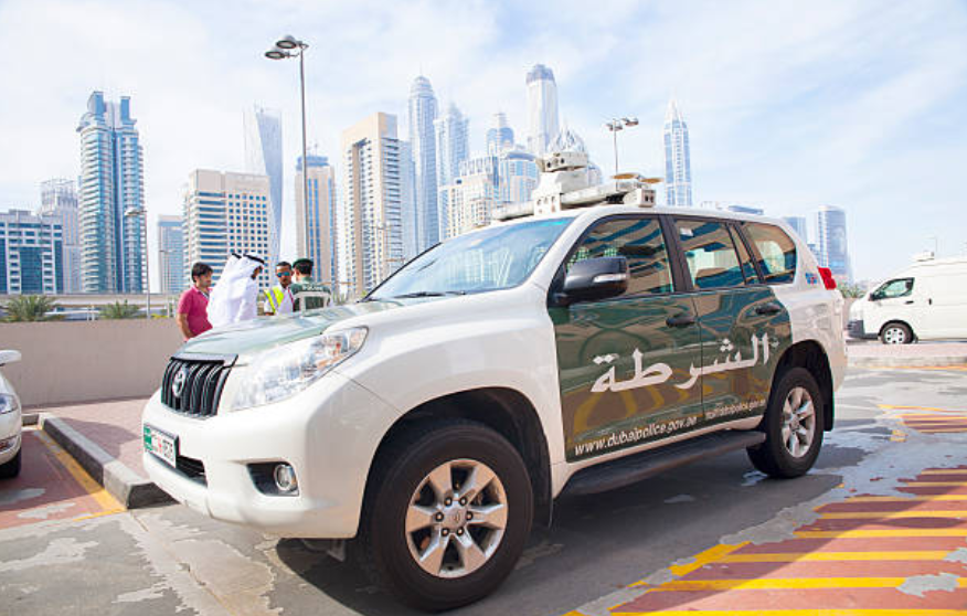 Dubai Police launches neighborhood watch program