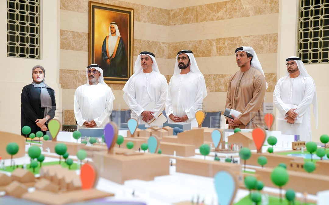 Sheikh Mohammed bin Rashid approves national policy on vital residential communities