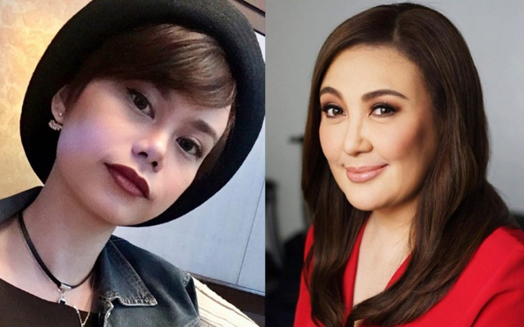 """Angeline Quinto's batchmate in """"Star Power"""" appeals to Sharon Cuneta for help"""