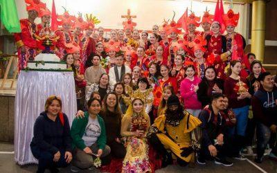 Abu Dhabi to hold grand Sinulog festival