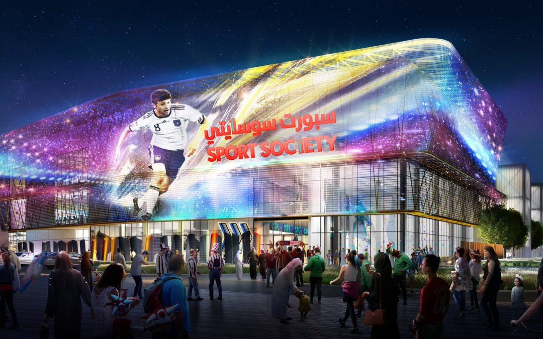 LOOK: World's biggest sports mall in Dubai will be as big as 12 football courts
