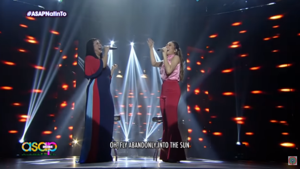 WATCH: Regine Velasquez, Morissette Amon bring house down with Mariah Carey medley