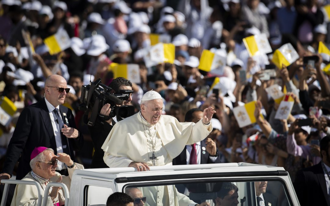 Filipinos in UAE share words of gratitude to UAE government for hosting Papal Visit