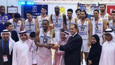 Photo of PH basketball team bags bronze medal in Dubai tourney