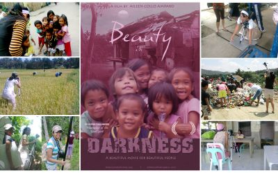 Pinay filmmaker's masterpiece 'Beauty in Darkness' shortlisted at Emirates Short Film Festival 2019