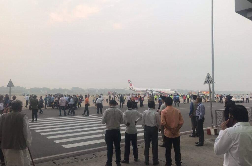 Hijacker of Dubai-bound plane from Bangladesh named