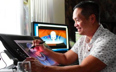 Meet the Filipino animator who earned Academy Award nomination
