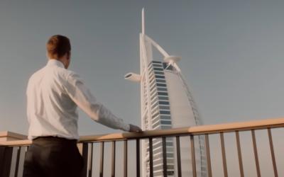 """WATCH: """"Suits"""" actor Gabriel Macht reveals the best part of Dubai for him"""