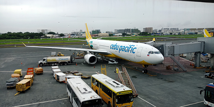 TRAVEL ADVISORY: Cebu Pacific issues statement following Manila Earthquake