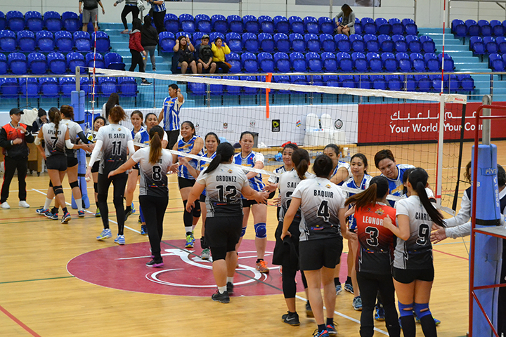 The UAEVBA Women's National Volleyball Tournament 4th Season Year has formally opened. Catch some glimpses of the action here.