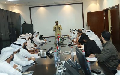 Dubai Police organize workshop on Reporting Minor Traffic Accidents