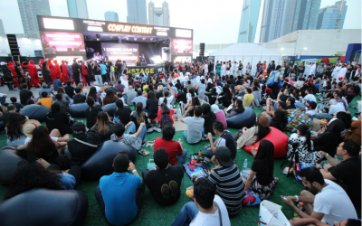 Early bird tickets still available at Middle East Film and Comic Con 2019!