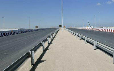 RTA opens main bridge at intersection of Expo Road, Al Asayel Street