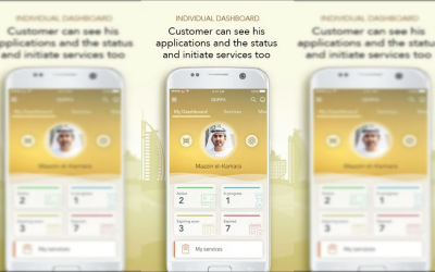 GDFRA launches app for Emirates ID, visa renewal