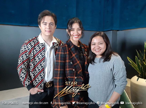 WATCH: Alone / Together director Antoinette Jadaone commends #LizQuen for amazing portrayal in film