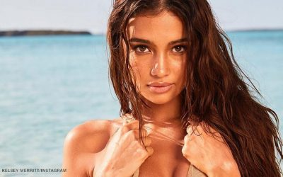 "Kelsey Merritt is Sports Illustrated ""rookie"" swimsuit model"