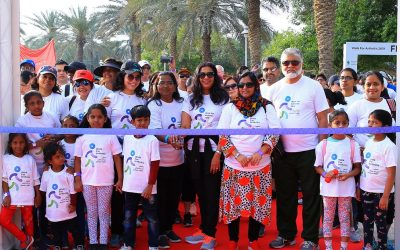 Over 1,000 people walk for arthritis awareness