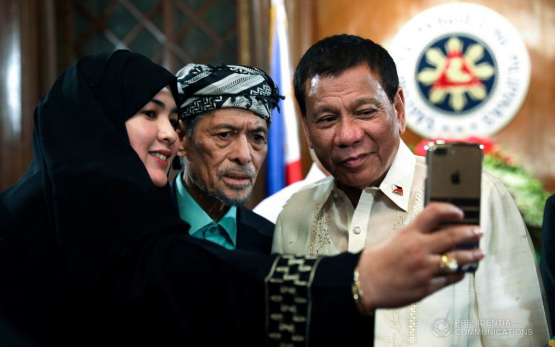 Duterte eyes Nur Misuari as Philippine emissary to UAE