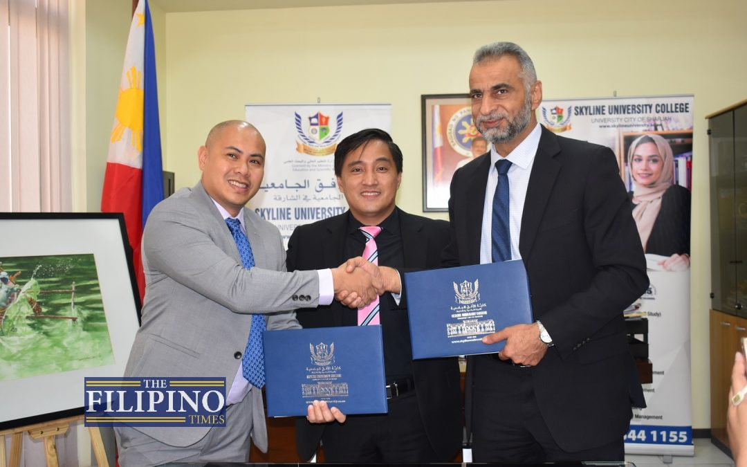 Sharjah-based university pledges Dh7 million worth of scholarships for Filipino students