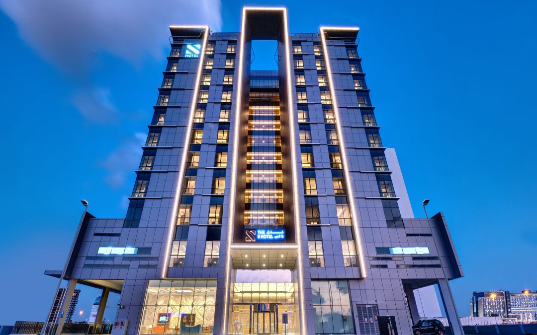 First S Hotel officially opens in Dubai