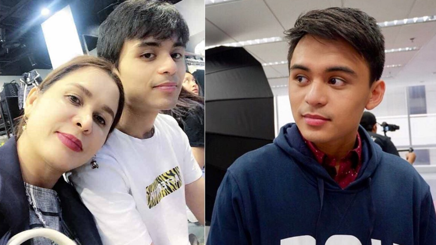 Manny, Jinkee Pacquiao's eldest son Jimuel is growing up to be a handsome young man