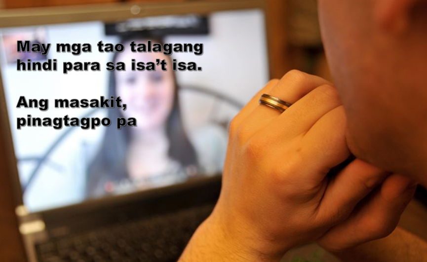 Hugot lines that OFWs would find relatable this Valentine's Day