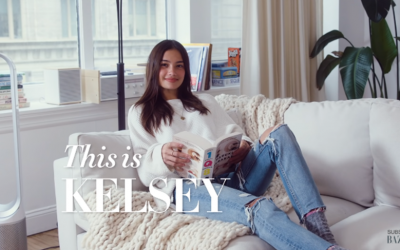 WATCH: Kelsey Merritt gets int'l fashion magazine feature anew