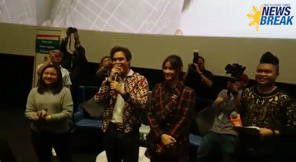 """7ebf5eb63cd4b3 """"Alone/Together"""", the latest movie from the Filipino favorite love team  LizQuen, is a story of 27-year-old Tita Pretty (Liza Soberano) who  graduated from a ..."""