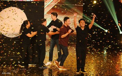 "WATCH: Filipino shadow act gets Golden Buzzer in ""Asia's Got Talent"""