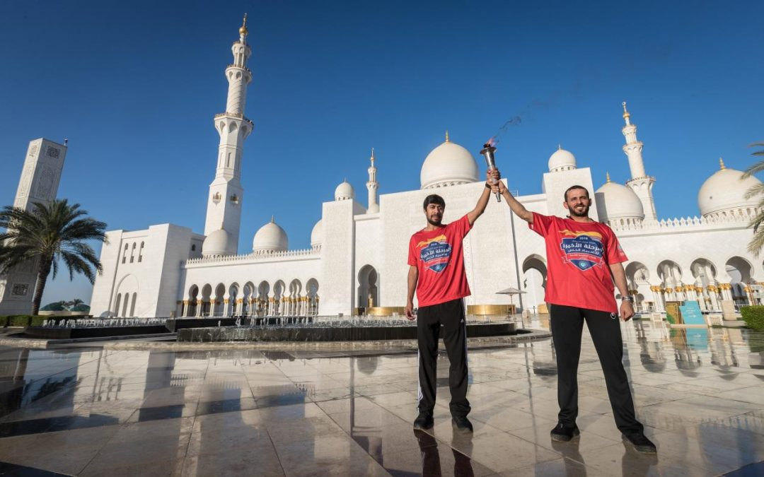 Special Olympics World Games Abu Dhabi Torch run to visit iconic locations across seven Emirates