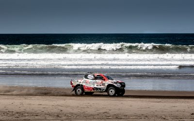 Toyota Hilux steals show at 2019 Dakar Rally, claims victory