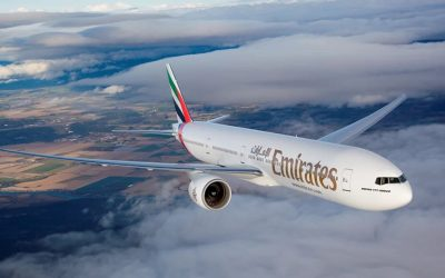 Emirates airline commits to reducing single-use plastic on board