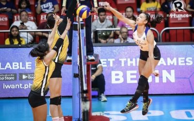 Ateneo bags win over UST at UAAP women's volleyball