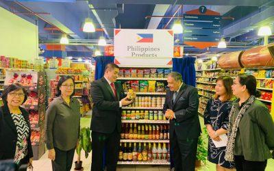 Al Maya features Philippine products in Dubai