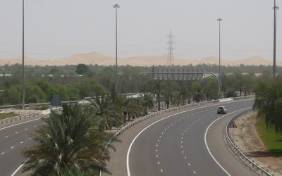 These main highways in UAE remain closed until Feb. 24