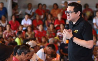 "Bam Aquino says small businesses in ""better"" state under Duterte gov't"