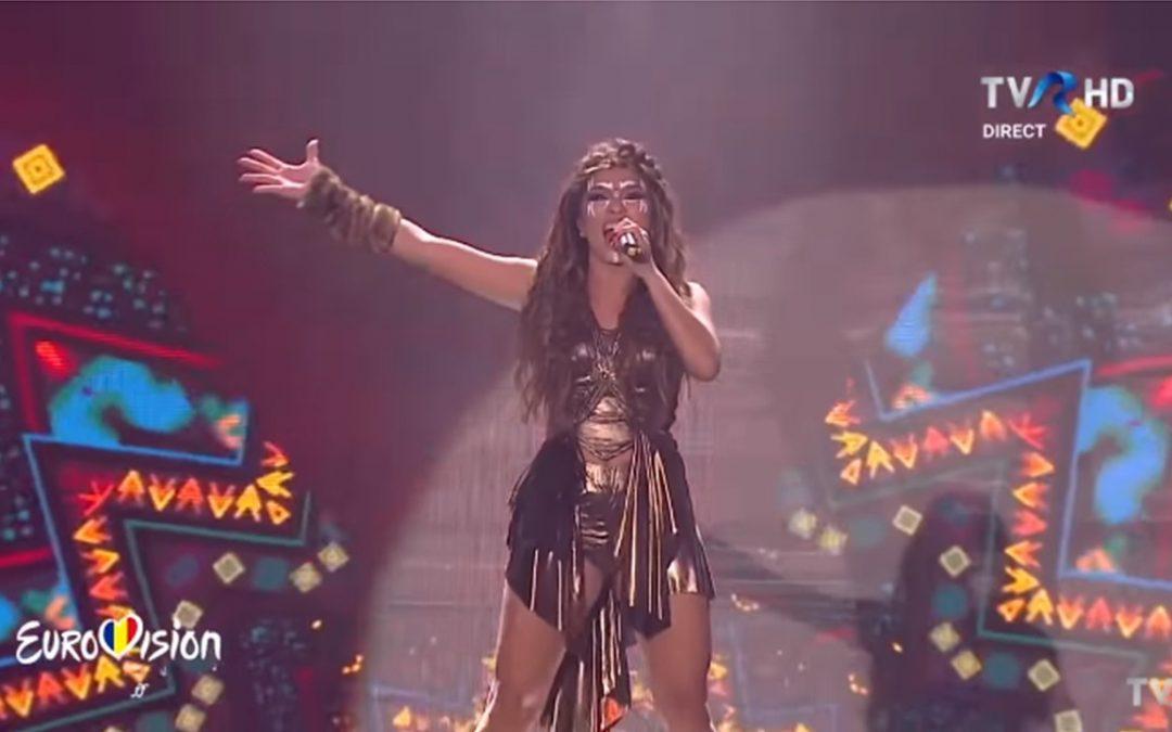 "WATCH: ""X Factor Romania"" Filipino winner places 3rd in Eurovision Romania 2019"
