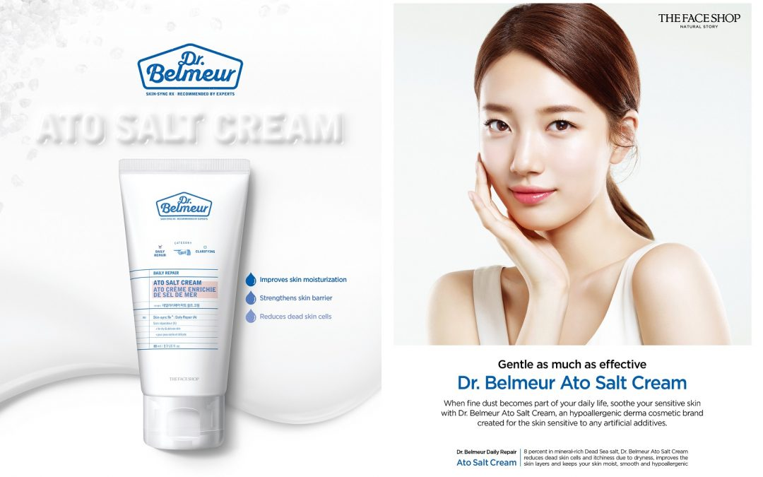 Protect your sensitive skin from harsh weather conditions