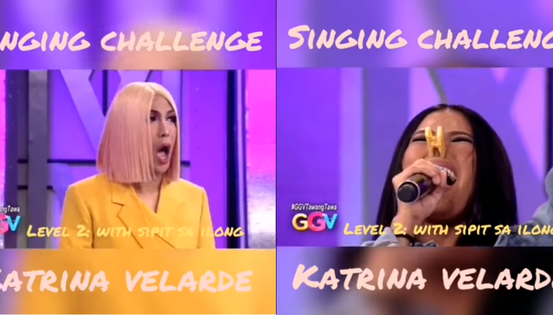 WATCH: 'Suklay Diva' showcases impressive vocals by conquering singing challenges