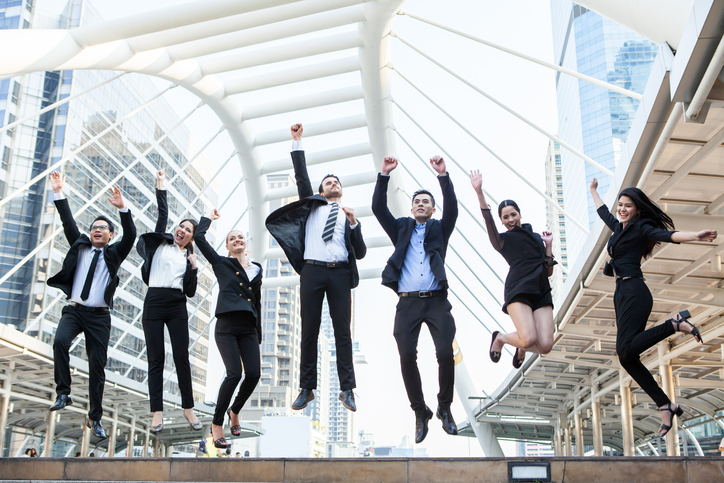 Professionals in the UAE upbeat about 2019, survey says