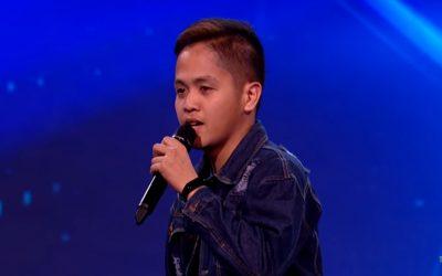"WATCH: OFW singer earns standing ovation on ""Ireland's Got Talent"""