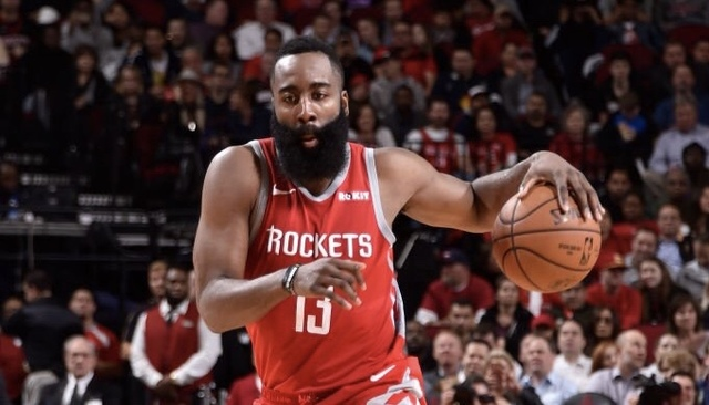Houston Rockets' Harden fined $25,000 for chiding referees