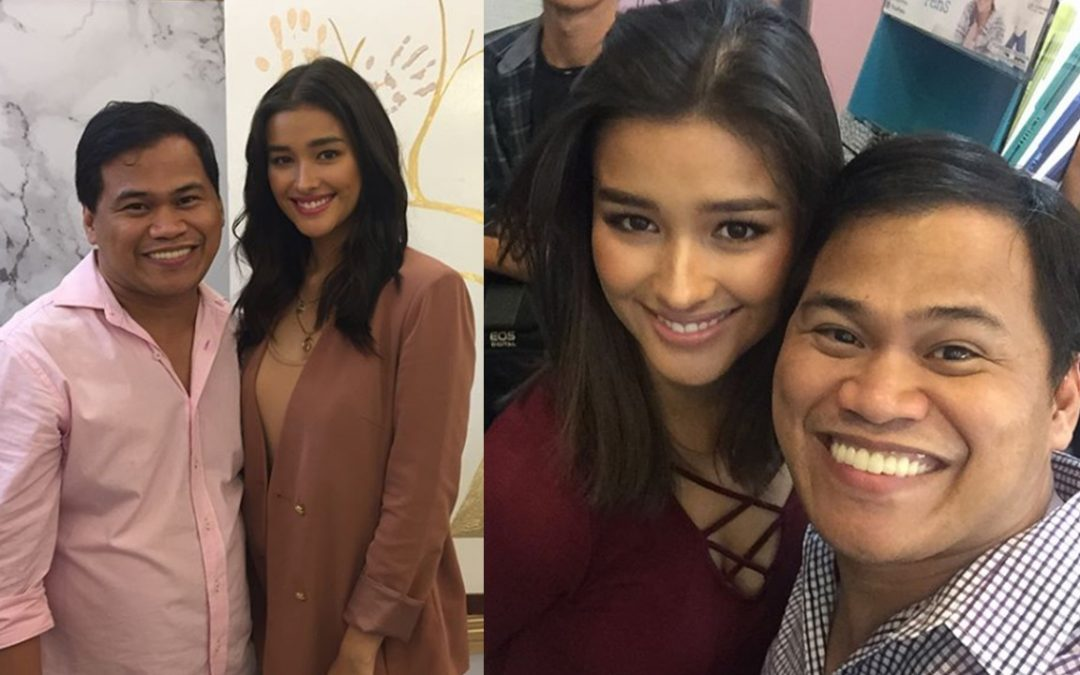 "Ogie Diaz considers Liza Soberano as ""blessing"" in his life"