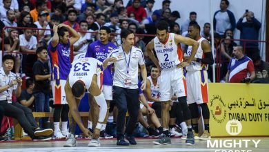Photo of PH basketball team out of Dubai tourney after semis loss